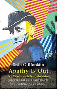 Apathy Is Out: Selected Poems