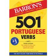 501 Portuguese Verbs, 3rd Ed