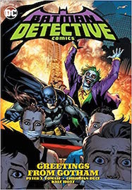 Batman: Detective Comics Vol. 3: Greetings from Gotham