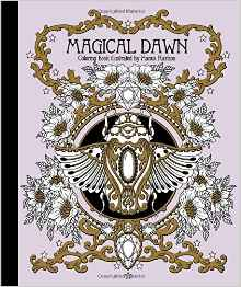Magical Dawn Colouring Book