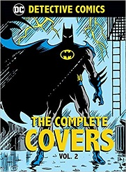 DC Comics: Detective Comics: The Complete Covers Vol. 2: Mini Book