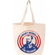 Dewey Decimal for President Tote