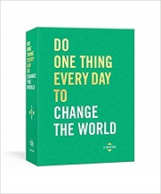 Do One Thing Everyday To Change