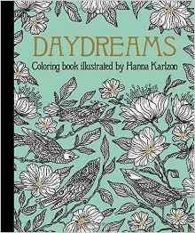 Daydreams Colouring Book