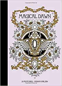 Magical Dawn 20 Postcards