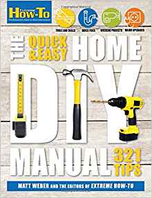 Quick and Easy Home DIY Manual