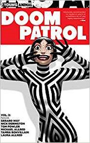 Doom Patrol Vol. 2: Nada