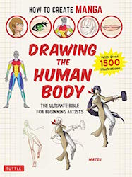 How to Create Manga: Drawing the Human Body