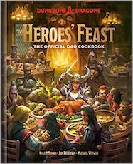 Dungeons & Dragons Cookbook