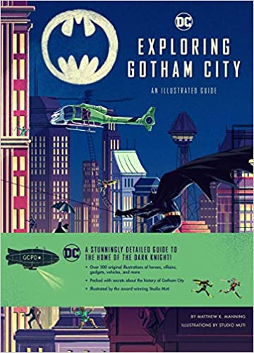 DC Comics: Exploring Gotham City