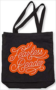 Fearless Reader Tote
