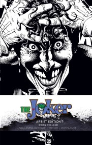DC Comics: Joker Hardcover Ruled Journal: Artist Edition
