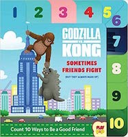 Godzilla vs. Kong: Sometimes Friends Fight