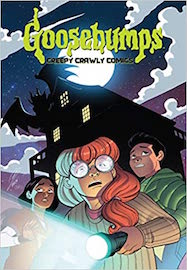 Goosebumps: Creepy Crawly Comics