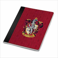 Harry Potter: Gryffindor Notebook