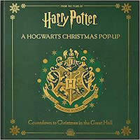 Harry Potter: A Hogwarts Christmas Pop-Up (Green Cover)