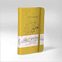 HP: Hufflepuff Constellation Pocket Journal