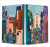 HP: Diagon Alley Softcover Notebook
