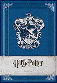 HP: Ravenclaw Hardcover Ruled Journal