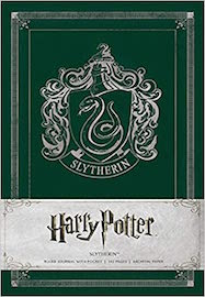 Harry Potter: Slytherin Ruled Journal