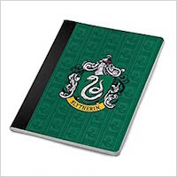 Harry Potter: Slytherin Notebook