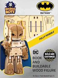 IncrediBuilds: IncrediBots: DC Comics: Batman