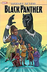 Marvel Action: Black Panther: Rise Together (Book Two)