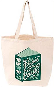 Peace on Earth Tote
