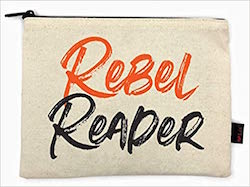 Rebel Reader Pencil Pouch