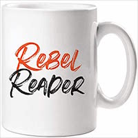 Rebel Reader Mug