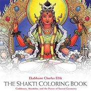 The Shakti Colouring Book