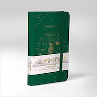 HP: Slytherin Constellation Pocket Journal