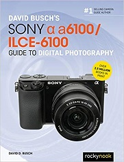 David Busch's Sony Alpha a6100/ILCE-6100 Guide to Digital