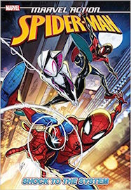 Marvel Action: Spider-Man: Bad Vibes (Book Five)