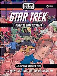 Star Trek Nerd Search: Where No Tribble Has Gone Before