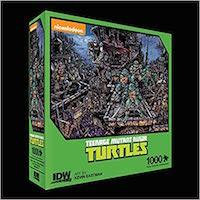 Teenage Mutant Ninja Turtles Universe Premium Puzzle (1000-pc)