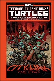 Teenage Mutant Ninja Turtles: One Hundred Issues in the Making