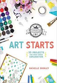 TinkerLab Art Starts
