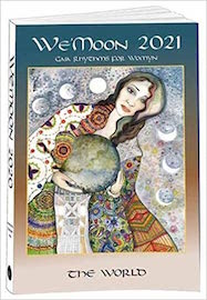 We'Moon 2021: Gaia Rhythms for Womyn: The World (Paperback)